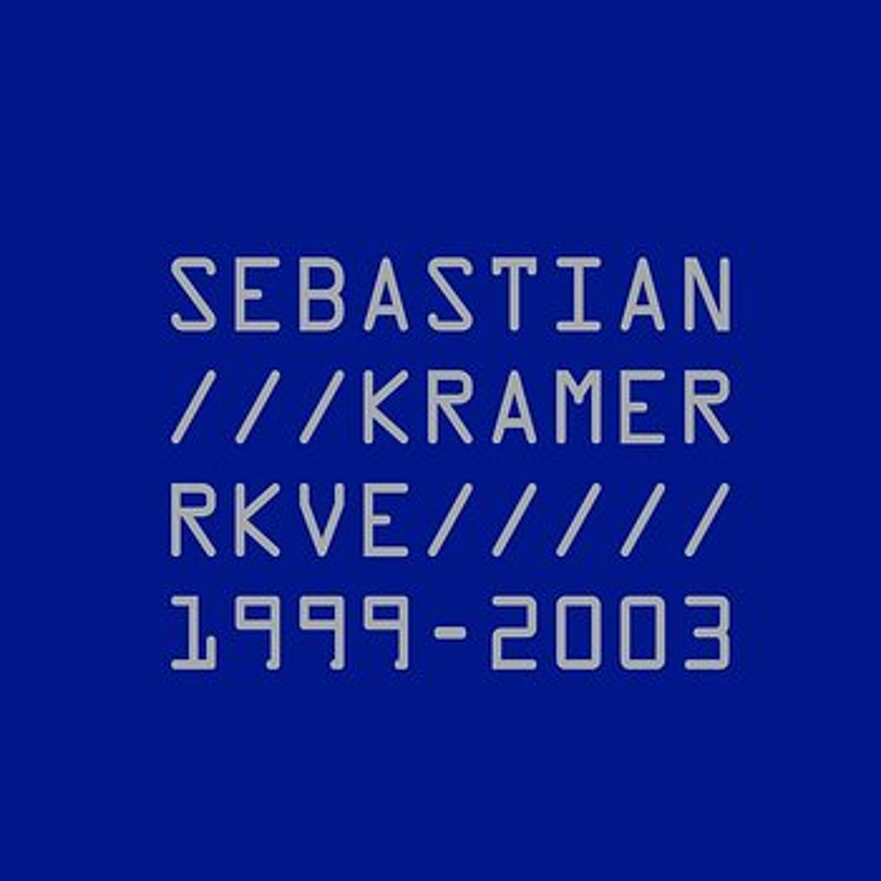 Cover art - Sebastian Kramer: RKVE