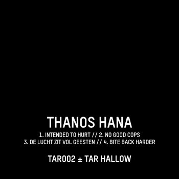 Cover art - Thanos Hana: Intended To Hurt