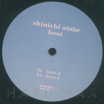 Cover art - Shinichi Atobe: Heat