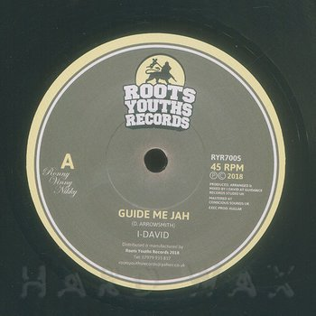 Cover art - I-David: Guide Me Jah