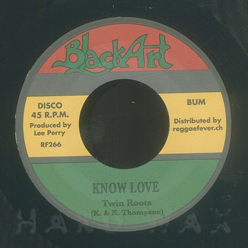 Cover art - Twin Roots: Know Love