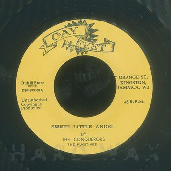 Cover art - The Conquerors: Sweet Little Angel