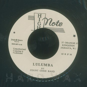 Cover art - Count Ossie Band: Lulumba (Alternative Take)