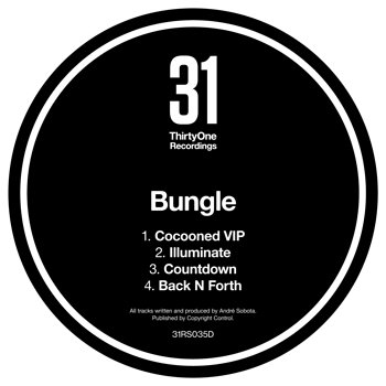 Cover art - Bungle: Cocooned VIP