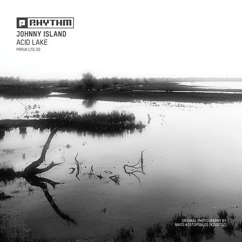 Cover art - Johnny Island: Acid Lake