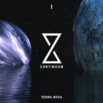 Cover art - Various Artists: Continuum 1: Terra Nova
