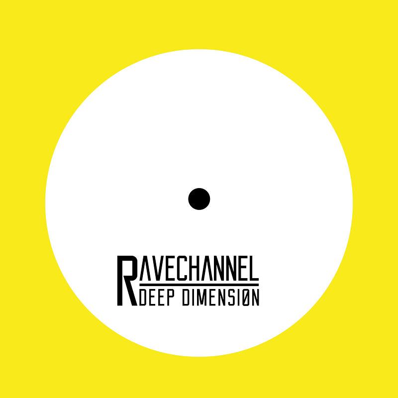 Cover art - Deep Dimension: Rave Channel