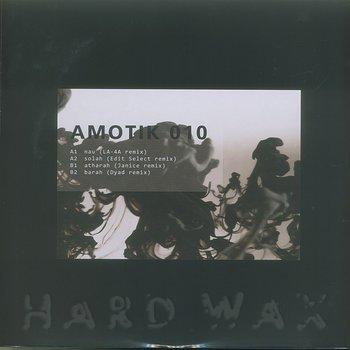 Cover art - Amotik: Amotik 010