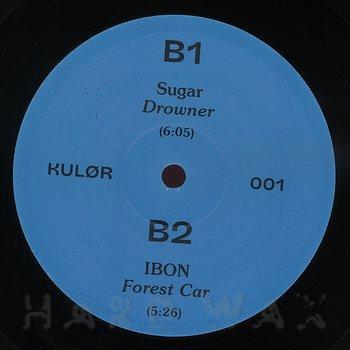 Cover art - Various Artists: Kulør 001