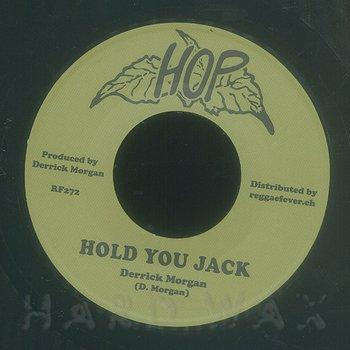 Cover art - Derrick Morgan: Hold You Jack