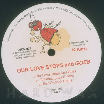 Cover art - K.A. Posse: Our Love Stops And Goes