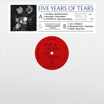 Cover art - Various Artists: Five Years Of Tears Vol. 2