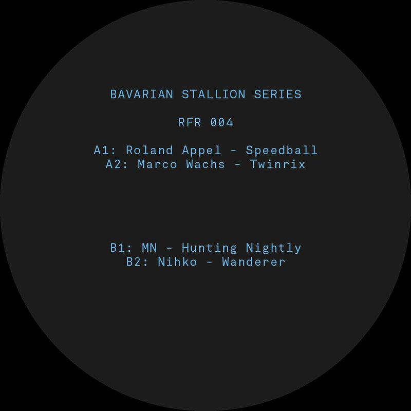 Cover art - Various Artists: Bavarian Stallion Series 004