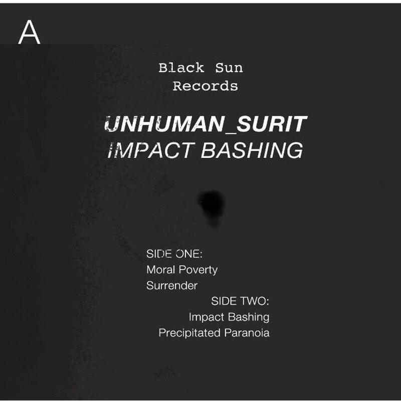 Cover art - Unhuman & Surit: Impact Bashing