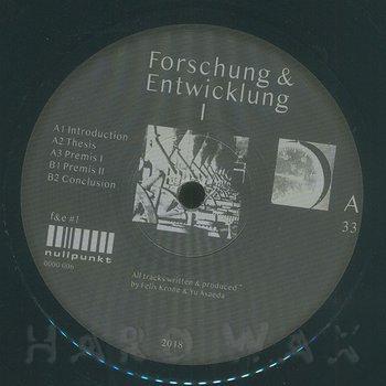 Cover art - F&E: Forschung & Entwicklung I