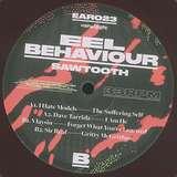 Cover art - Various Artists: Eel Behaviour: Sawtooth