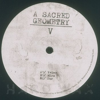 Cover art - A Sacred Geometry: Chapter V