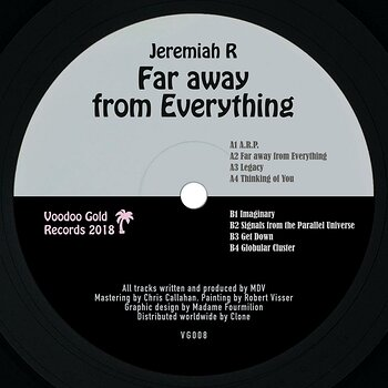 Cover art - Jeremiah R.: Far Away From Everything