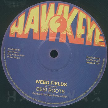 Cover art - Desi Roots: Weed Fields