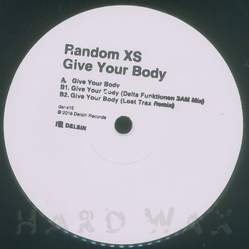 Cover art - Random XS: Give Your Body