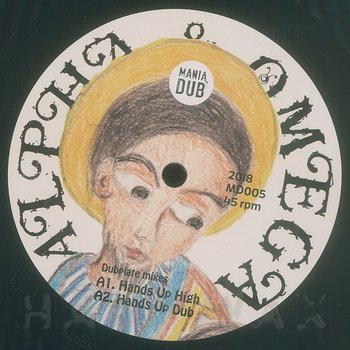Cover art - Alpha & Omega: Hands Up High