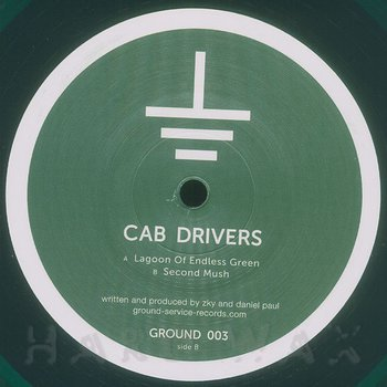 Cover art - Cab Drivers: Lagoon Of Endless Green
