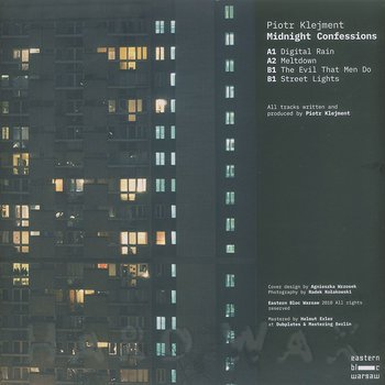 Cover art - Piotr Klejment: Midnight Confessions