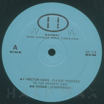 Cover art - Various Artists: And Chaos Was Created