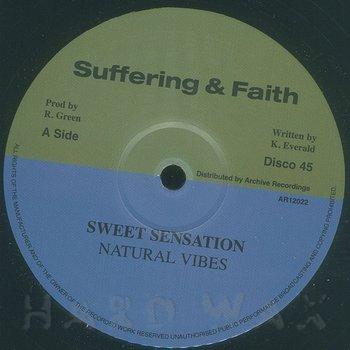Cover art - Natural Vibes: Sweet Sensation