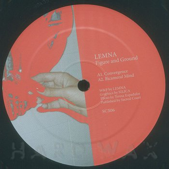 Cover art - Lemna: Figure And Ground