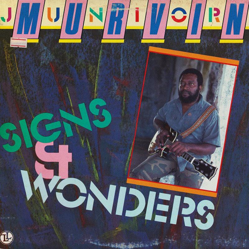 Cover art - Junior Murvin: Signs & Wonders