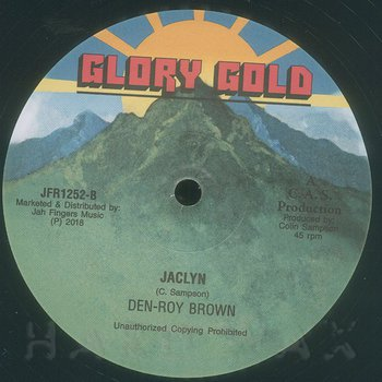 Cover art - Den-Roy Brown: Red Natty Dread