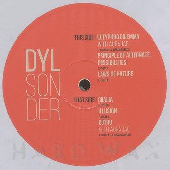 Cover art - Dyl: Sonder