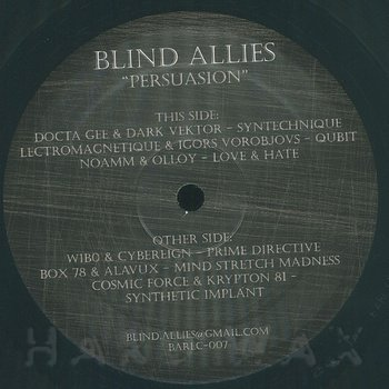 Cover art - Various Artists: Persuasion