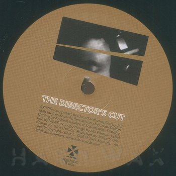 Cover art - Jeff Mills: The Director's Cut Chapter 1
