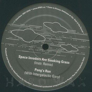 Cover art - I-F: Space Invaders' Revenge