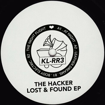 Cover art - The Hacker: Lost & Found