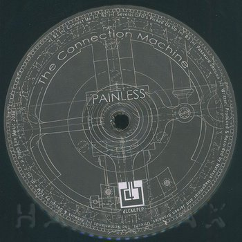 Cover art - The Connection Machine: Painless
