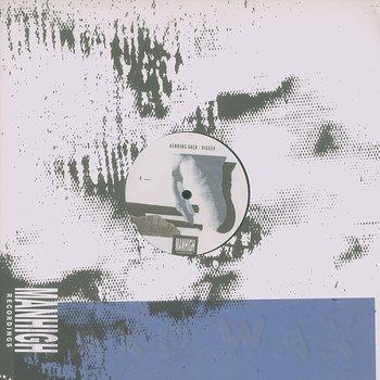 Cover art - Henning Baer: Rigger
