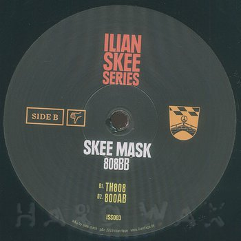 Cover art - Skee Mask: 808BB
