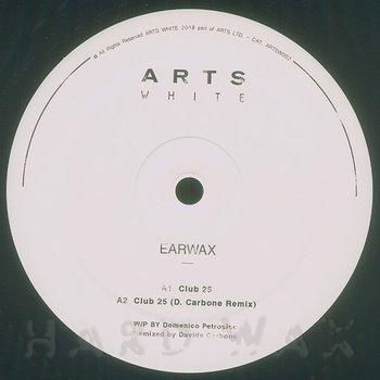 Cover art - Earwax: Club 25