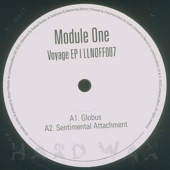 Cover art - Module One: Voyage