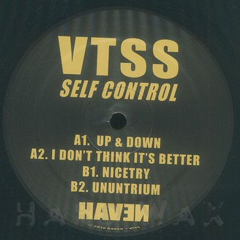 Cover art - VTSS: Self Control