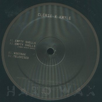 Cover art - Cleric & Kmyle: Empty Shells