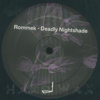 Cover art - Rommek: Deadly Nightshade