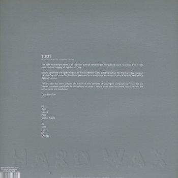 Cover art - Cosey Fanni Tutti: Tutti