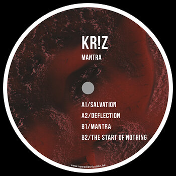 Cover art - Kr!z: Mantra