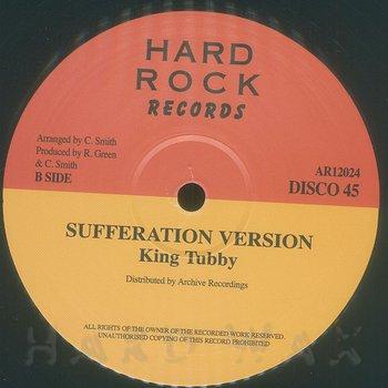 Cover art - Junior Reid: Sufferation