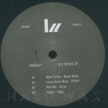 Cover art - Various Artists: K.Y. Space EP