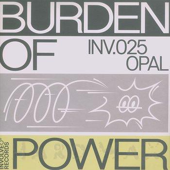 Cover art - Opal: Burden Of Power
